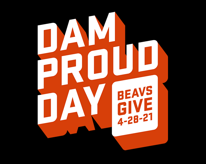 Dam Proud Day | Beavs Give | 4-28-21